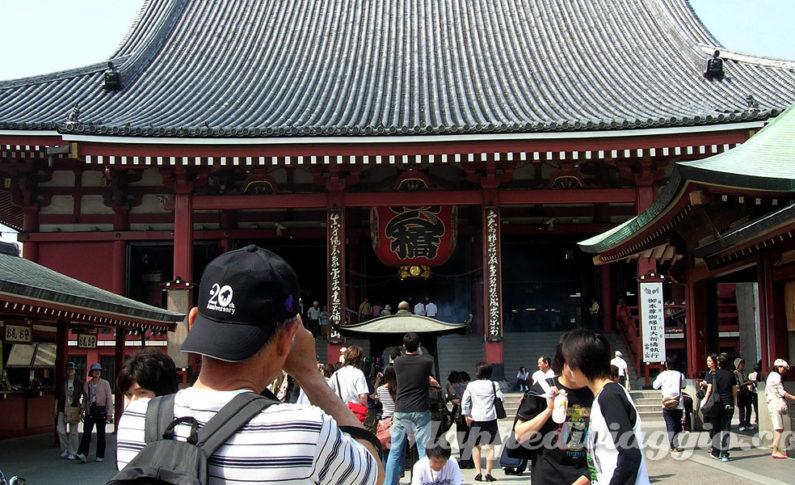 Tour a Tokyo con le guide volontarie
