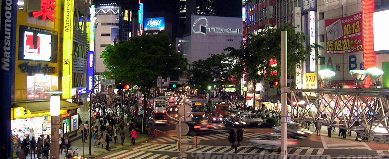 Viaggio in Giappone (parte 6×6): Tokyo, lo Tsukiji market, Ginza ed i sobborghi