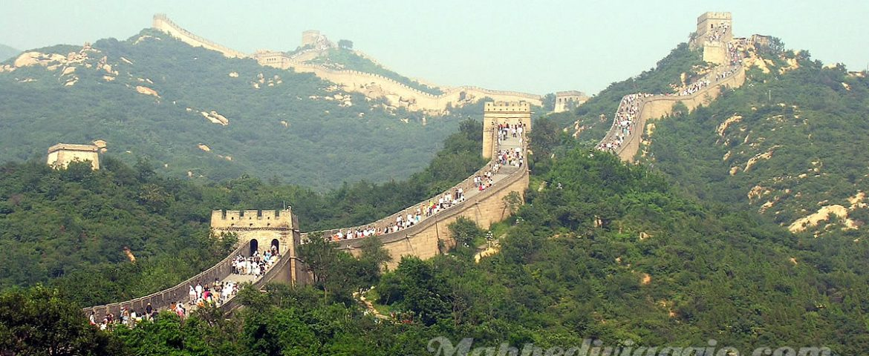 Viaggio in Cina (parte 3×9): Pechino, la Città Proibita e la Grande Muraglia