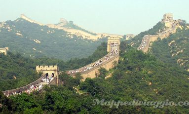 Viaggio in Cina (parte 3x9): Pechino, la Città Proibita e la Grande Muraglia