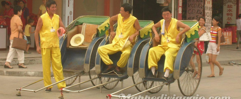 Viaggio in Cina (parte 5×9): Nanchino