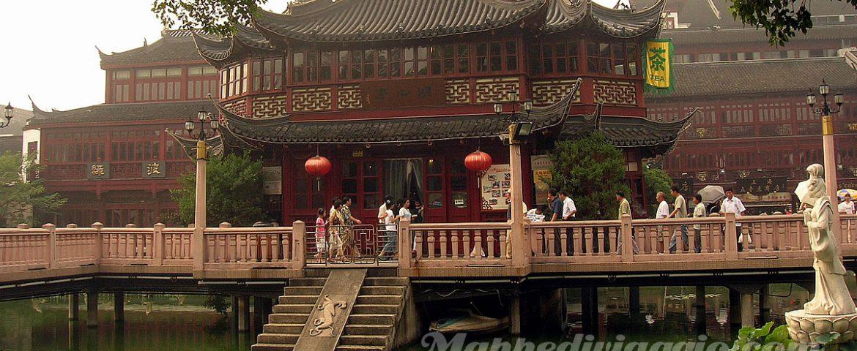 Viaggio in Cina (parte 8×9): visita a Shanghai