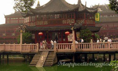 Viaggio in Cina (parte 8x9): visita a Shanghai