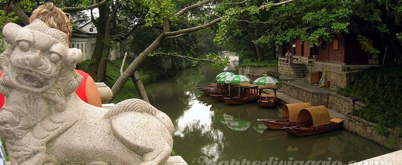 Viaggio in Cina (parte 6×9): Suzhou e Hangzhou