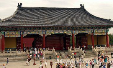 Viaggio in Cina (parte 2x9): partenza dall'Italia e visita di Pechino