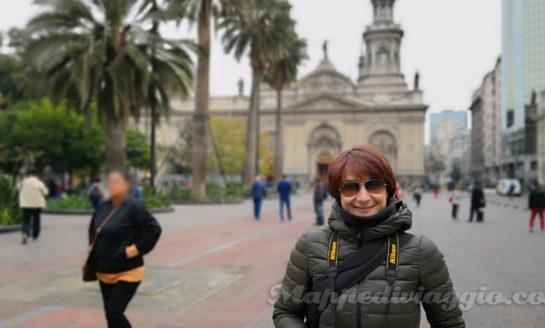 Viaggio in Cile, racconto 1/4: partenza dall'Italia e arrivo a Santiago del Cile