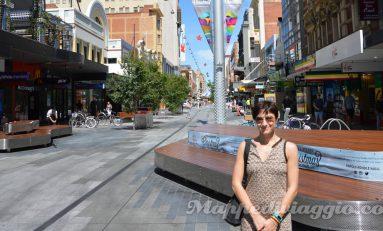 Australia parte 1: In volo per l'Australia e primo giorno ad Adelaide