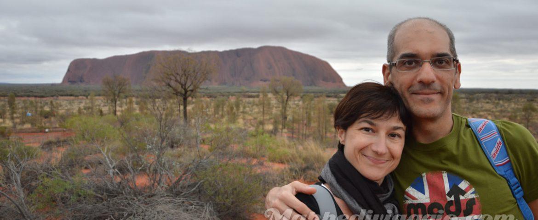 Australia parte 9: Ayers rock, tour guidato alla base di Uluru e partenza per Cairns