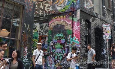 Australia parte 6: in giro per il centro di Melbourne