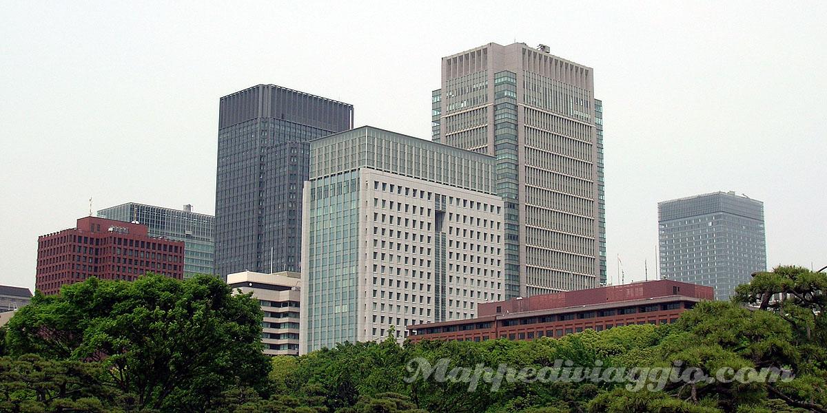 grattacieli-tokyo