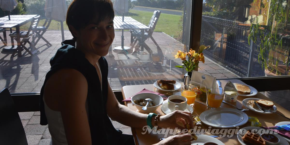 kangaroo island-seaside-inn-colazione