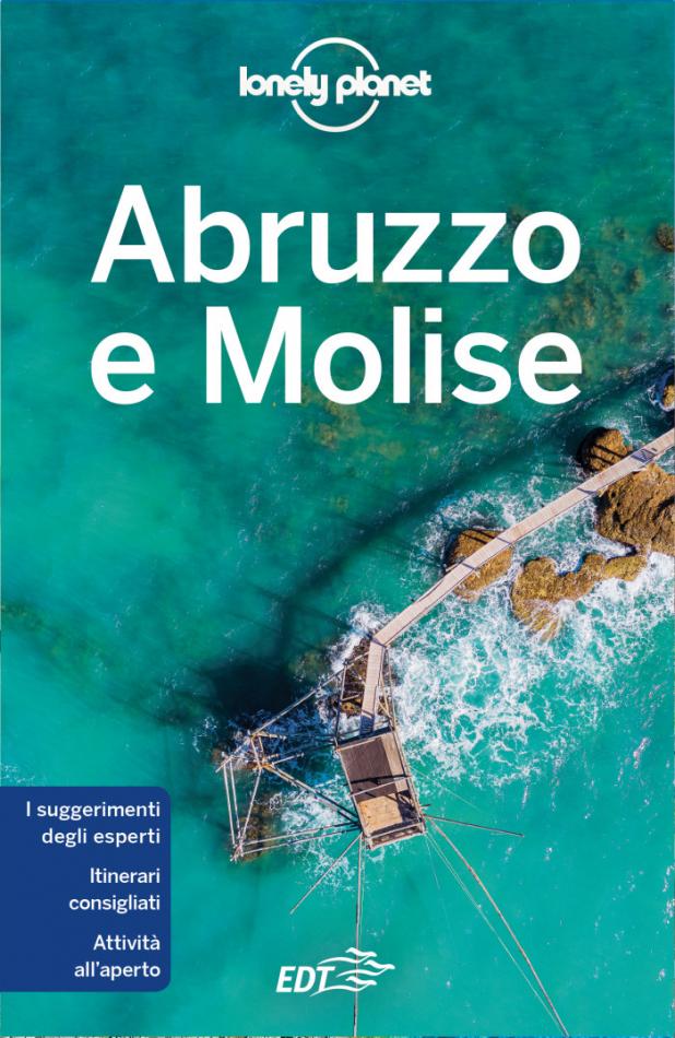 Copertina della Guida Lonely Planet Abruzzo e Molise 2021