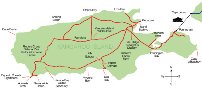 mappa-kangaroo-island