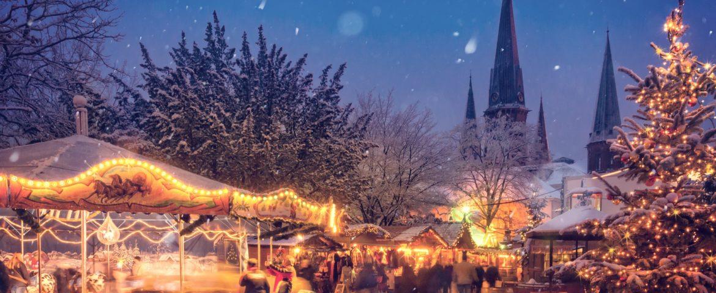 6 Mercatini di Natale da visitare nel 2018