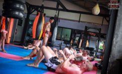 Allenarsi in Thailandia nei Sitsongpeenong Muay Thai Training Camps