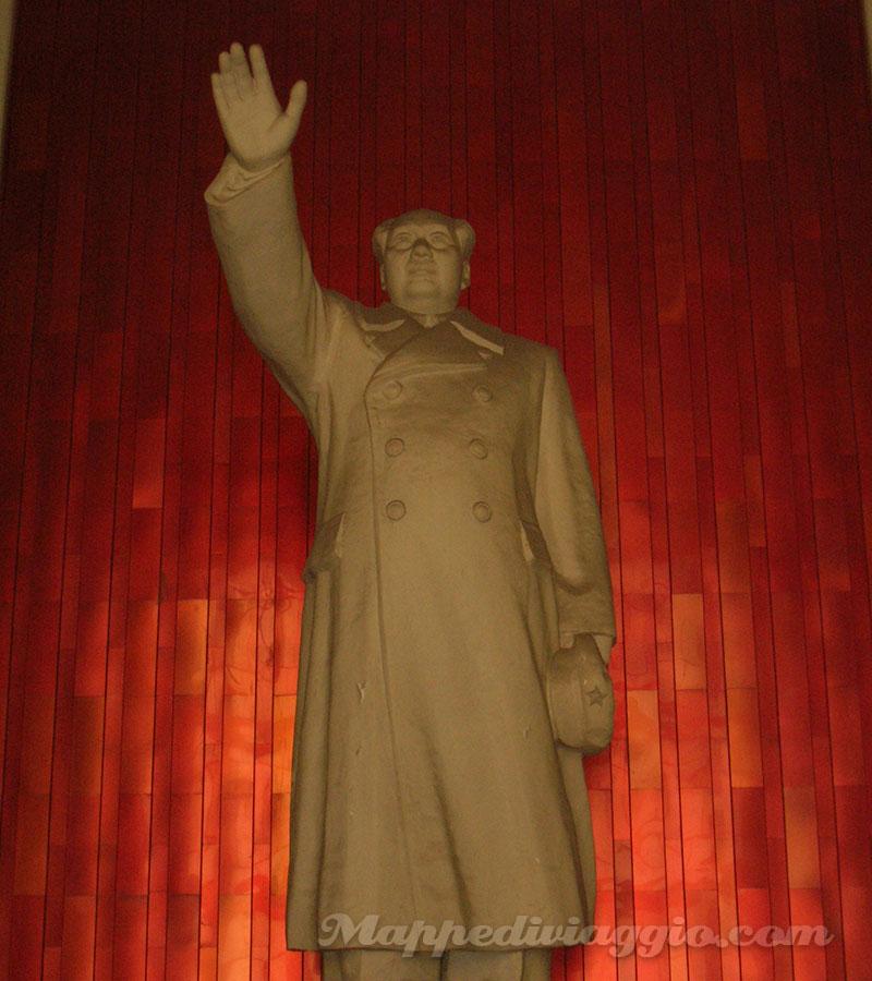 statua-di-mao-tze-dong