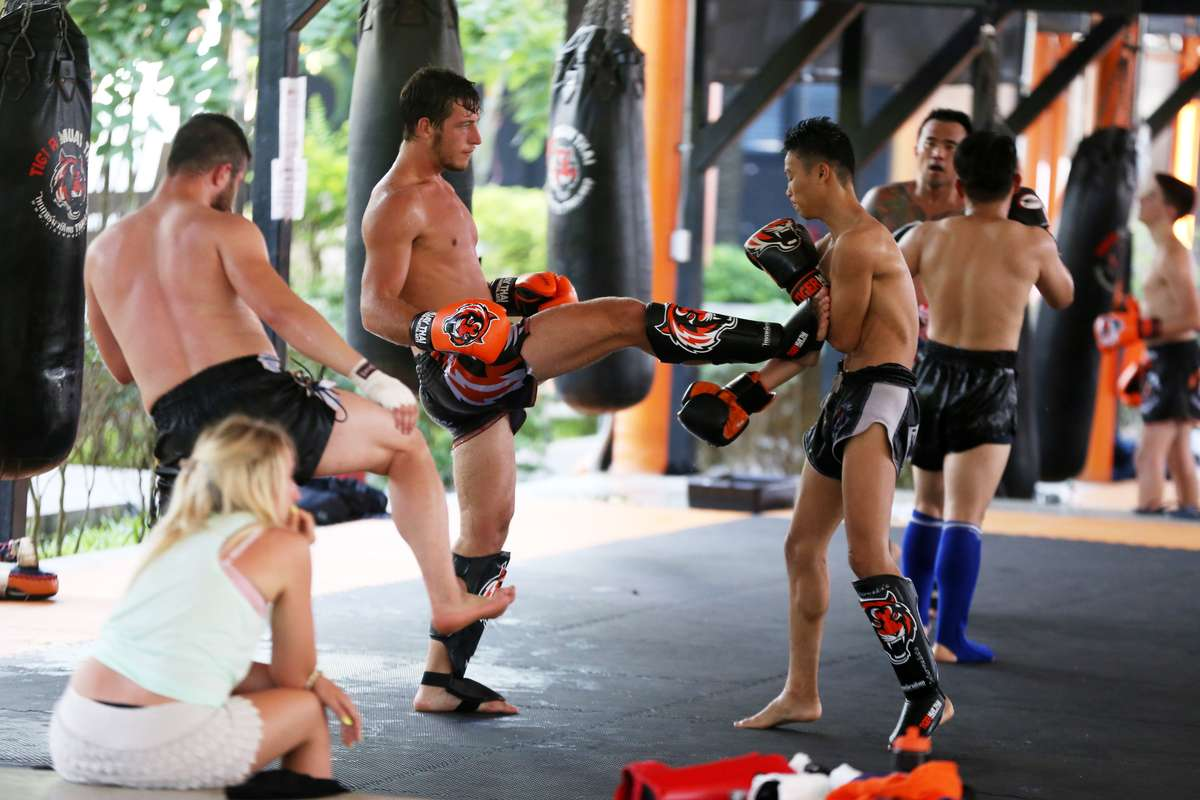 Tiger Muay Thai Camp