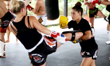 Allenarsi in Thailandia nel Tiger Muay Thai di Phuket