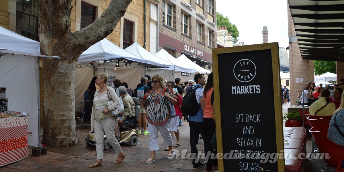 tour-a-piedi-sydney-centro-the-rocks-market