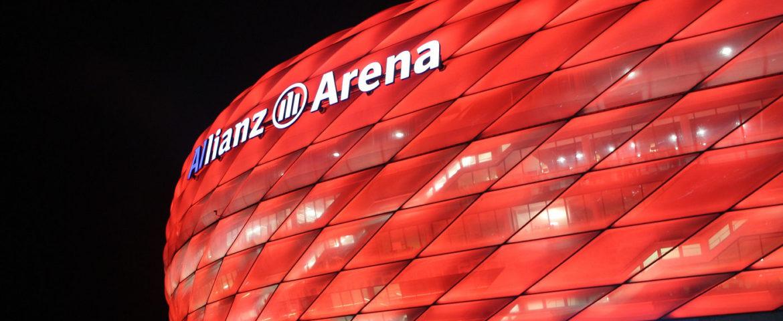 Tour dell'Allianz Arena: come visitare lo stadio del Bayern Monaco
