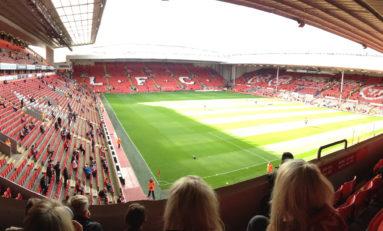 Tour di Anfield, visita dello stadio del Liverpool