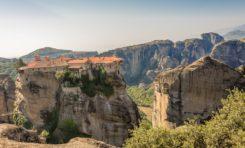 Tour di gruppo in Grecia del nord e le Meteore (2019)
