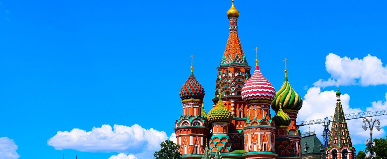 Tour di Gruppo a Mosca e San Pietroburgo (8 gg, luglio 2019)