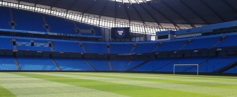 Tour dell'Etihad Stadium, come visitare lo stadio del Manchester City