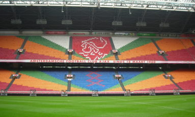 Tour della Johan Cruijff Arena (Amsterdam Arena), lo stadio dell'Ajax