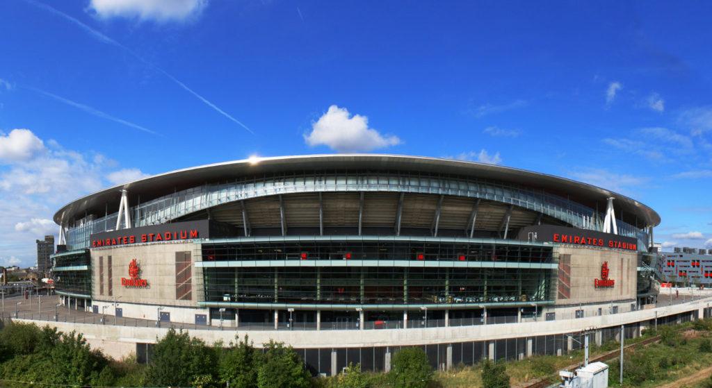 Tour stadio Arsenal Londra