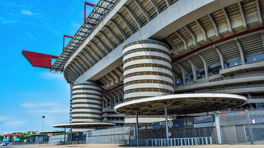Tour Stadio Meazza (San Siro) di Inter e Milan