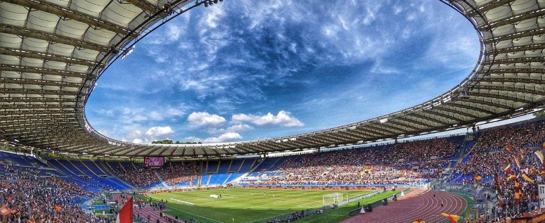 Tour dello Stadio Olimpico: è possibile visitare lo stadio della Roma e della Lazio?