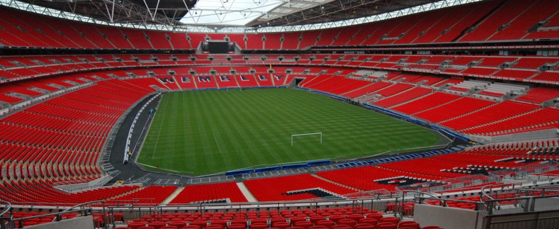 Come visitare Wembley, lo stadio dell'Inghilterra