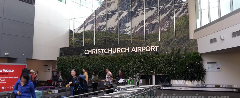 Reportage della Nuova Zelanda: voli e spostamenti a terra