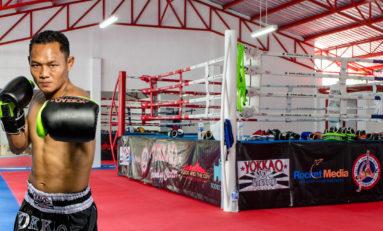 Allenarsi in Thailandia nella Muay Thai Yokkao Saenchai Gym di Bangkok