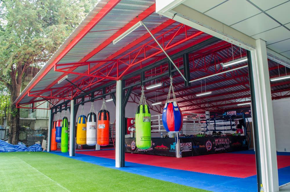 Yokkao Seanchai Gym di Bangkok